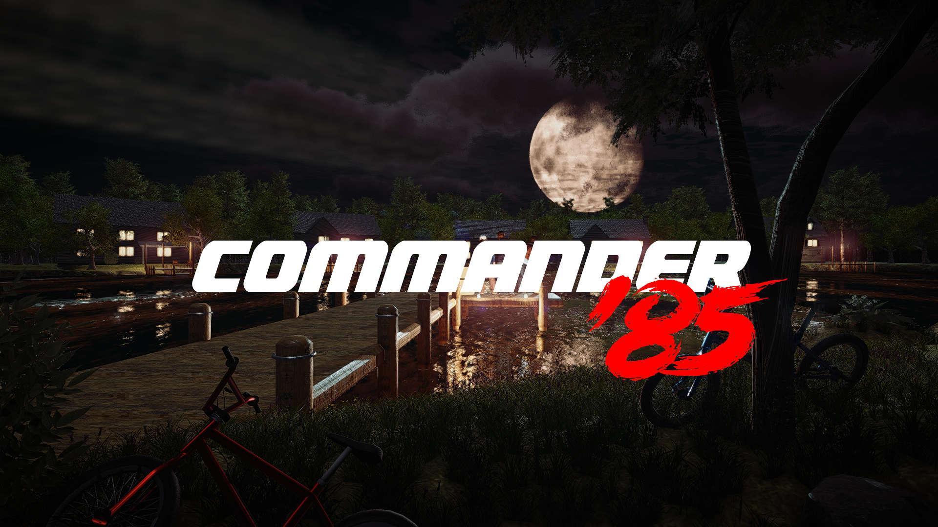 Ретро-триллер Commander '85 анонсирован для Switch 5