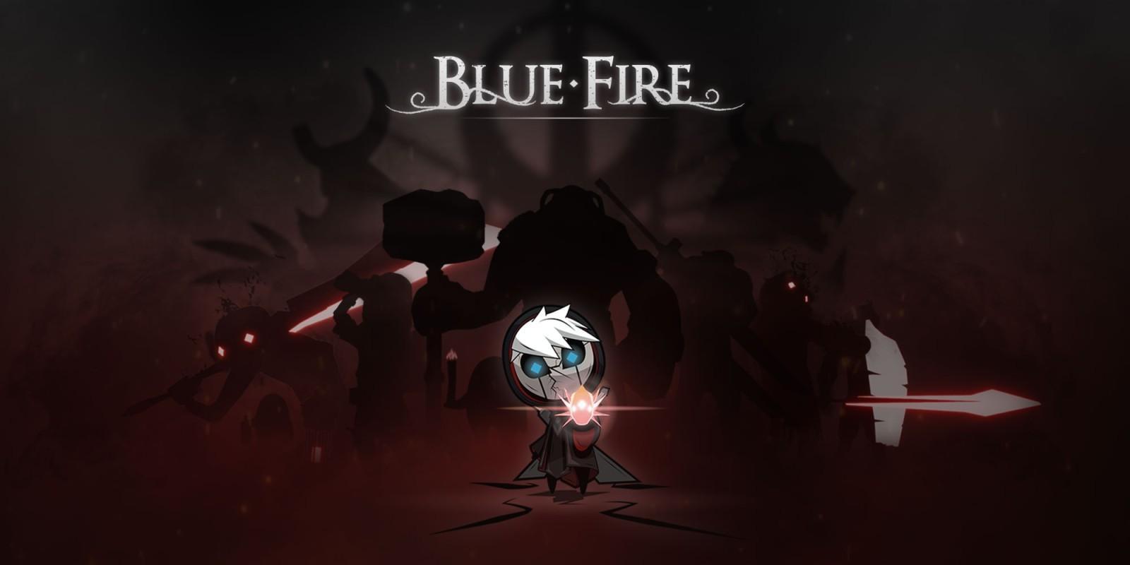 """Новый геймплей экшен-платформера Blue Fire – """"Umbra"""" 2"""