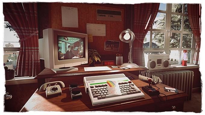 Ретро-триллер Commander '85 анонсирован для Switch 3