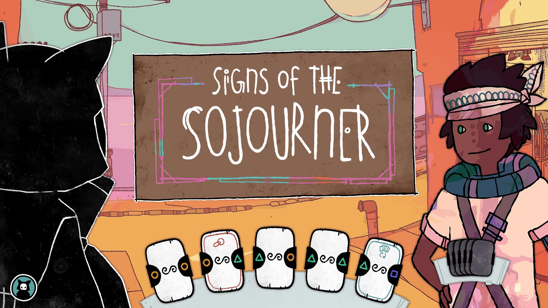 Повествовательная карточная игра Signs of Sojourner выйдет на Switch 4