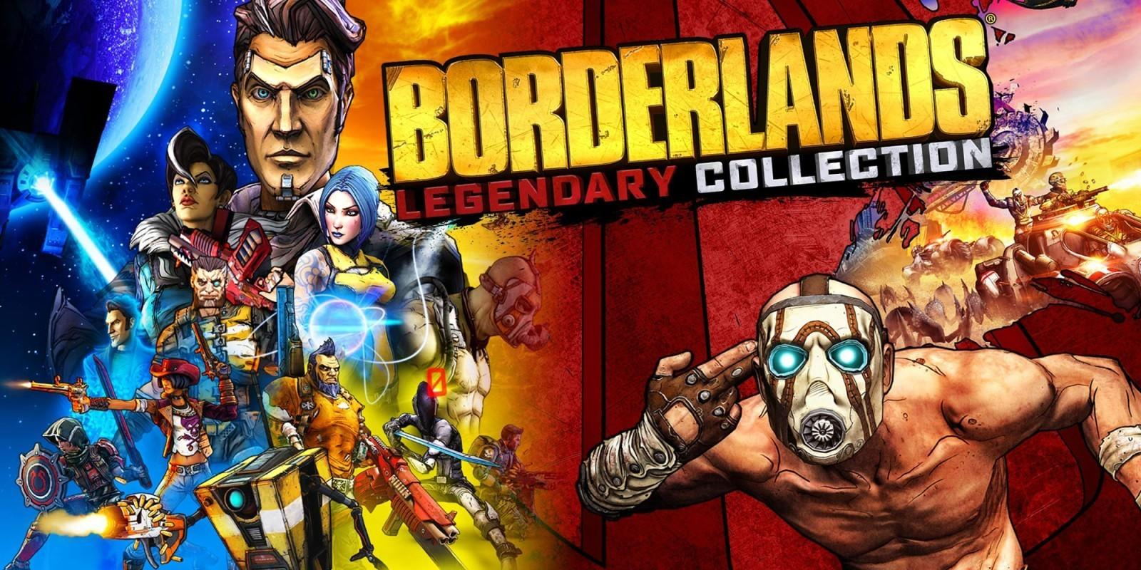 Borderlands Legendary Collection 10