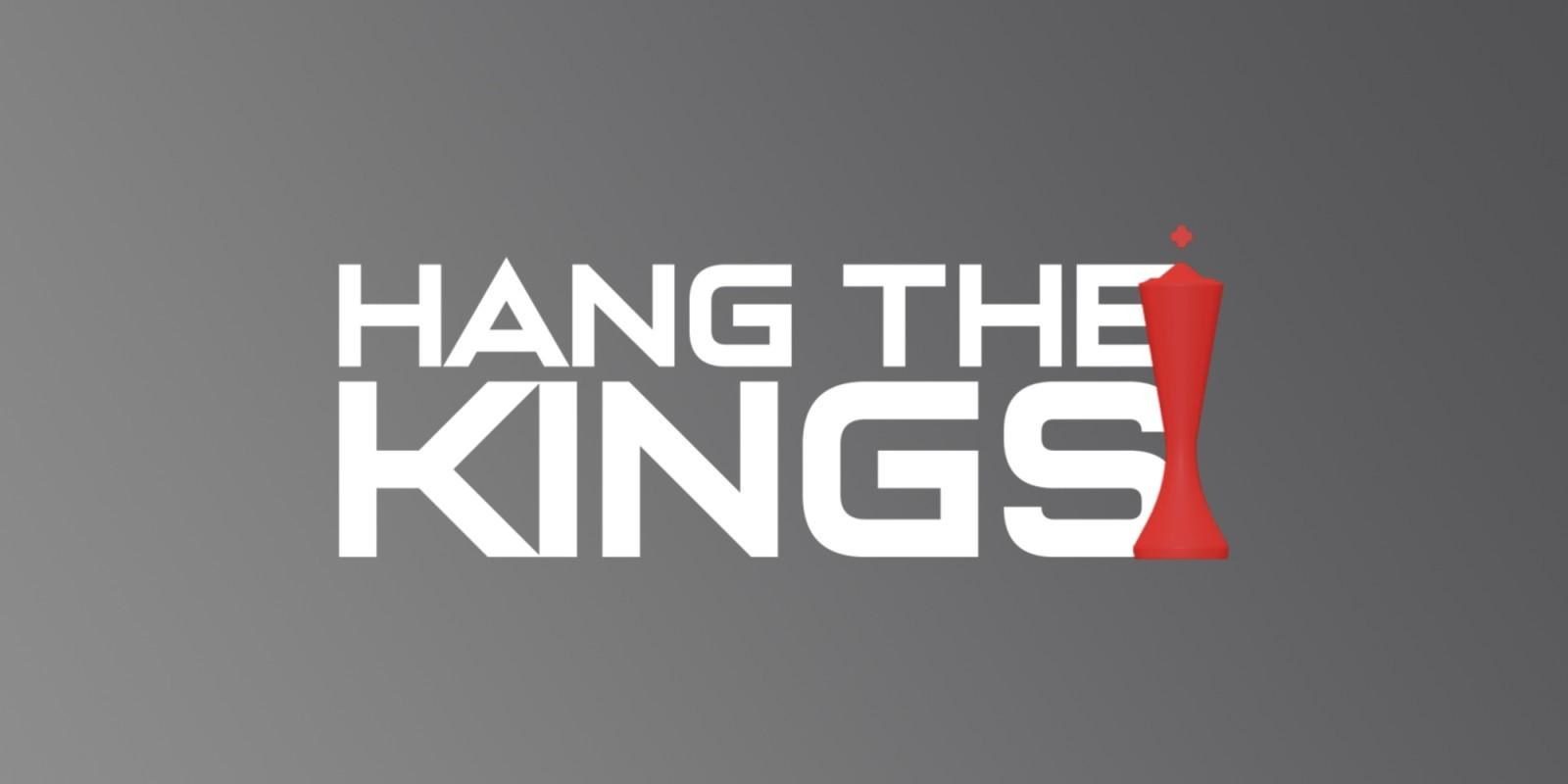 Головоломка Hang The Kings посетит Switch на следующей неделе 5