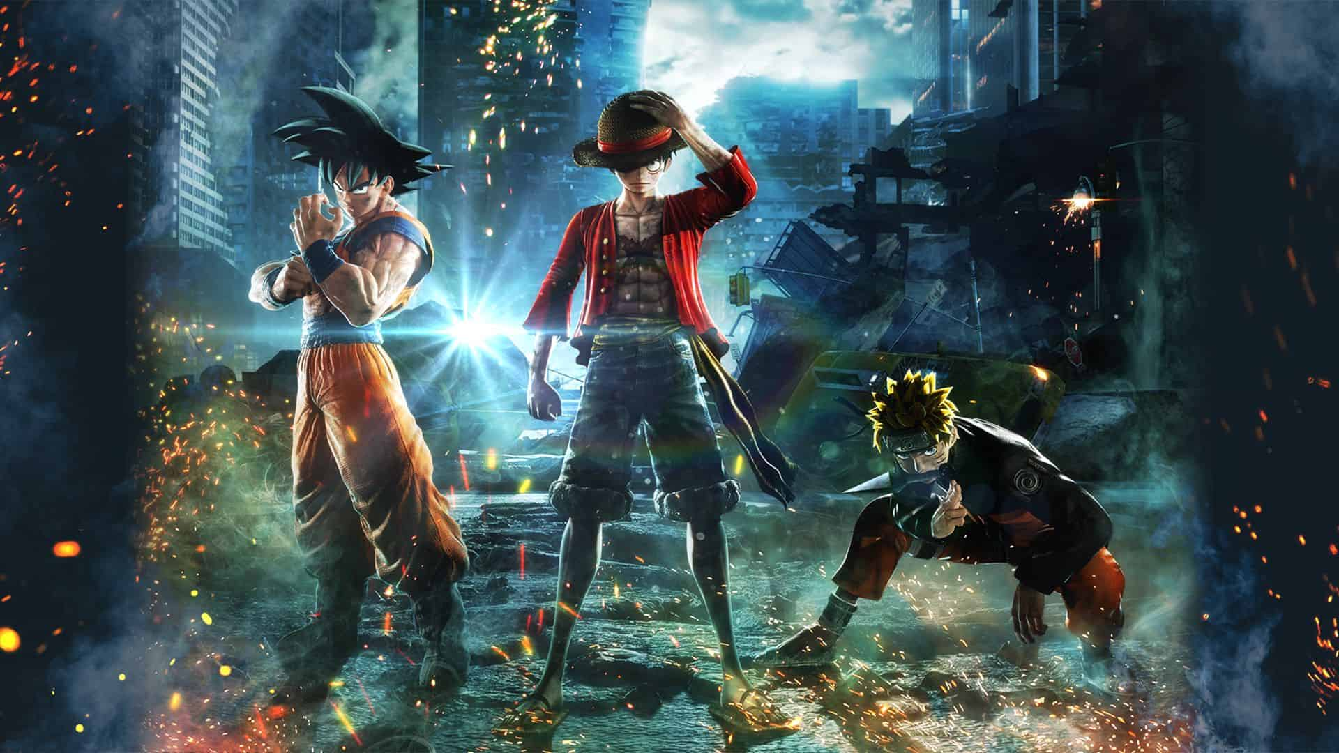 Jump Force Deluxe Edition 10