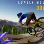 Геймплей Lonely Mountains: Downhill с Nintendo Switch 1