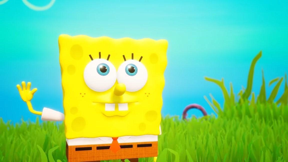 SpongeBob SquarePants: Battle for Bikini Bottom — Rehydration трейлер «Добро пожаловать на поля медуз» 2