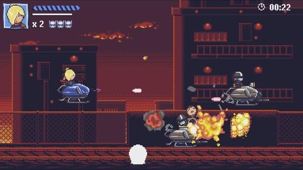 2D-платформер Infinite: Beyond the Mind выйдет на Switch в мае 1