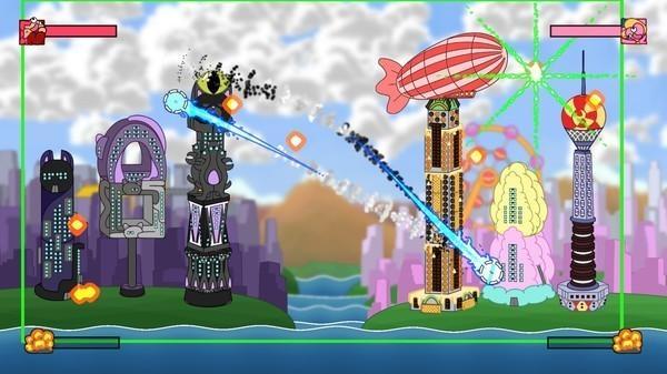 Самый безумный аниме-файтинг Fly Punch Boom! анонсирован для Switch 1