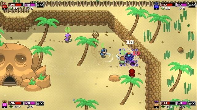 Ни дня без рогаликов - анонс Rogue Heroes: Ruins of Tasos для Nintendo Switch 3