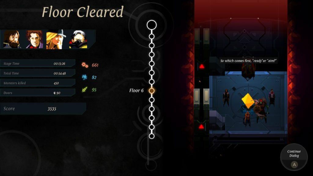 Обзор: Dungeon of the Endless - Посмотрим, что за дверью? 12