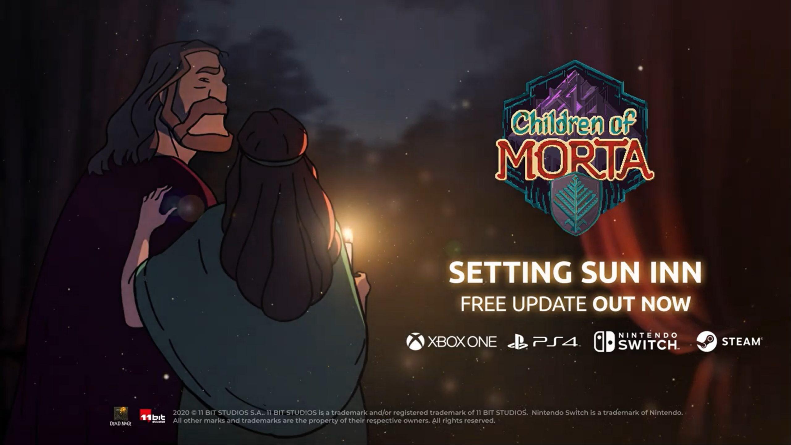 "Children of Morta получила крупное обновление ""Setting Sun Inn"" 2"