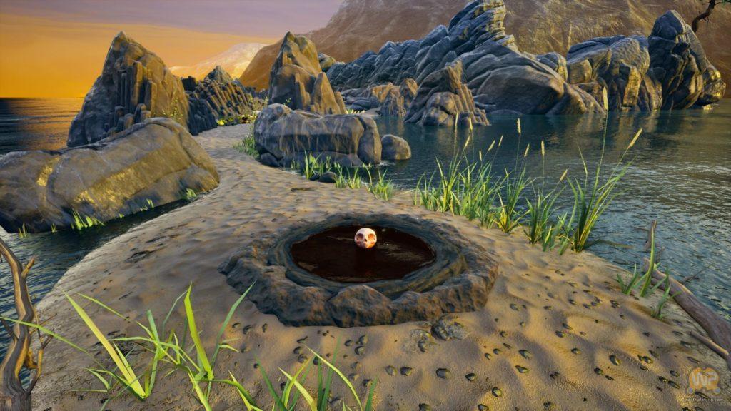 Экшен-приключение Skully анонсировано для Nintendo Switch 2