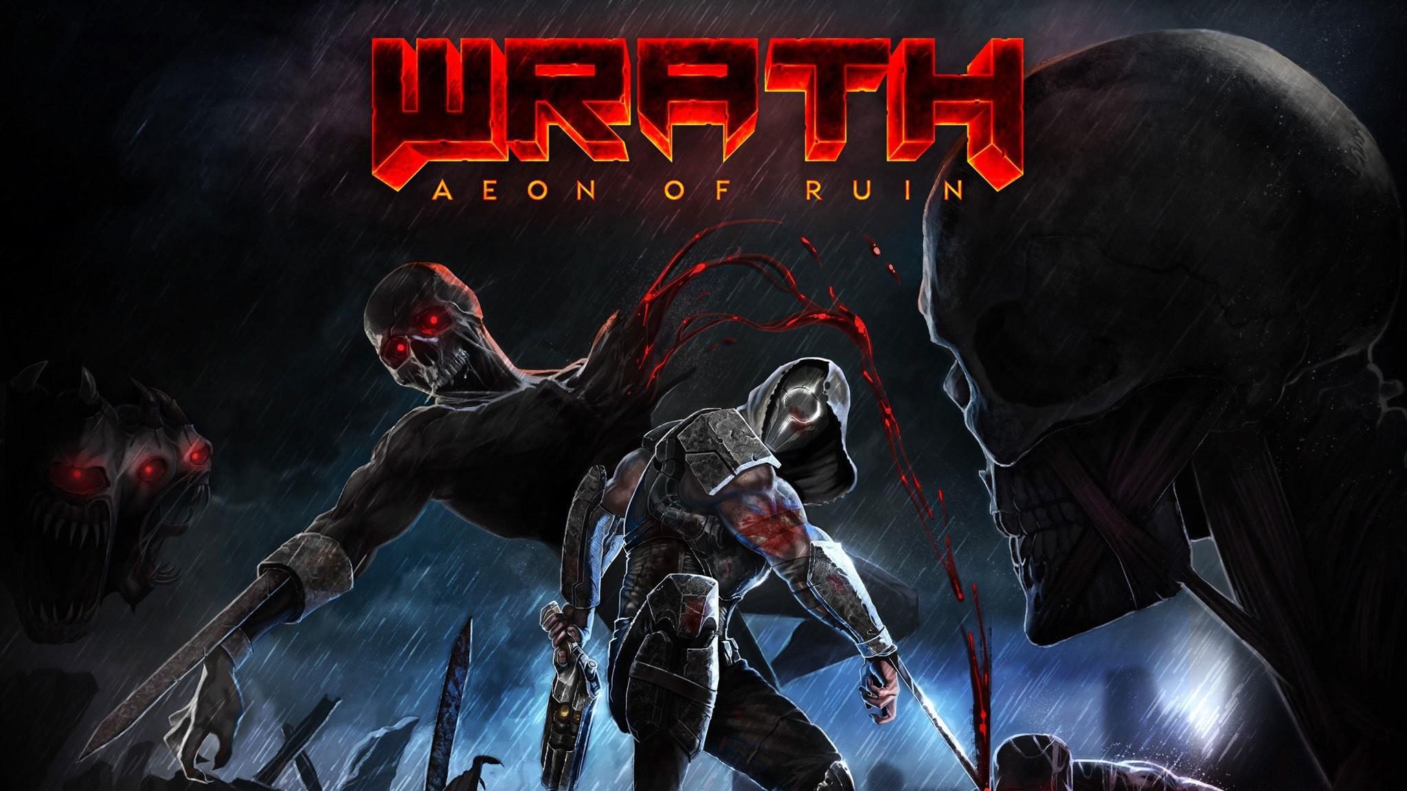 Wrath: Aeon of Ruin от 1С и 3D Realms выйдет на Nintendo Switch в феврале 2021 года 6