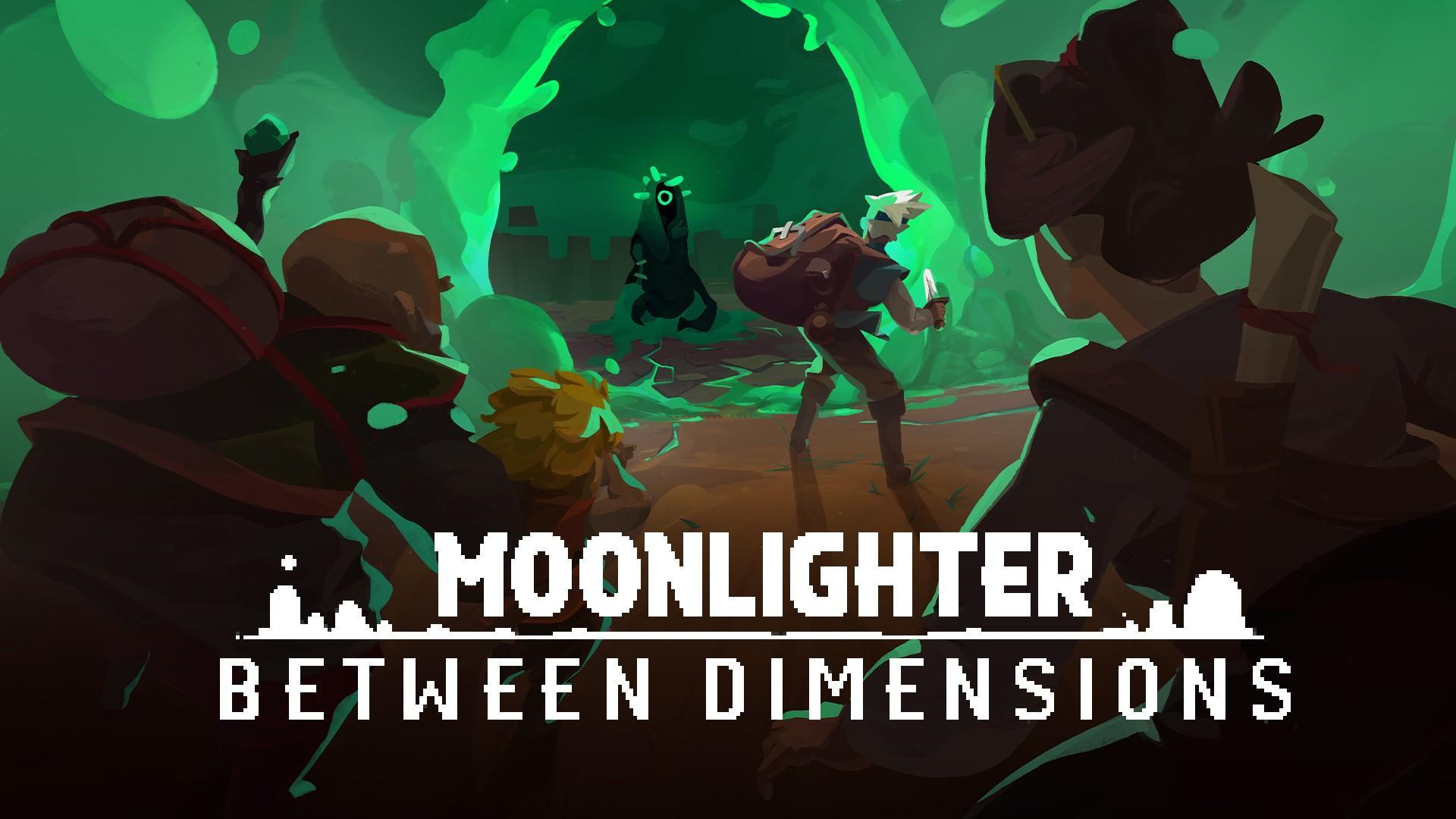 """11 bit studios обьявили дату релиза дополнения """"Between Dimensions"""" для Moonlighter 2"""