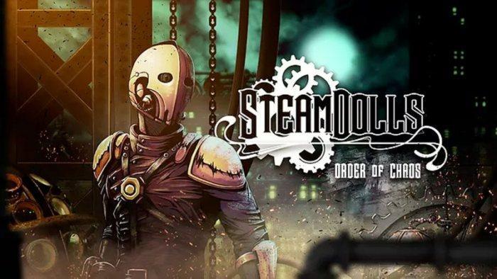 Жестокий платформер SteamDolls: Order of Chaos анонсирован для Nintendo Switch 6