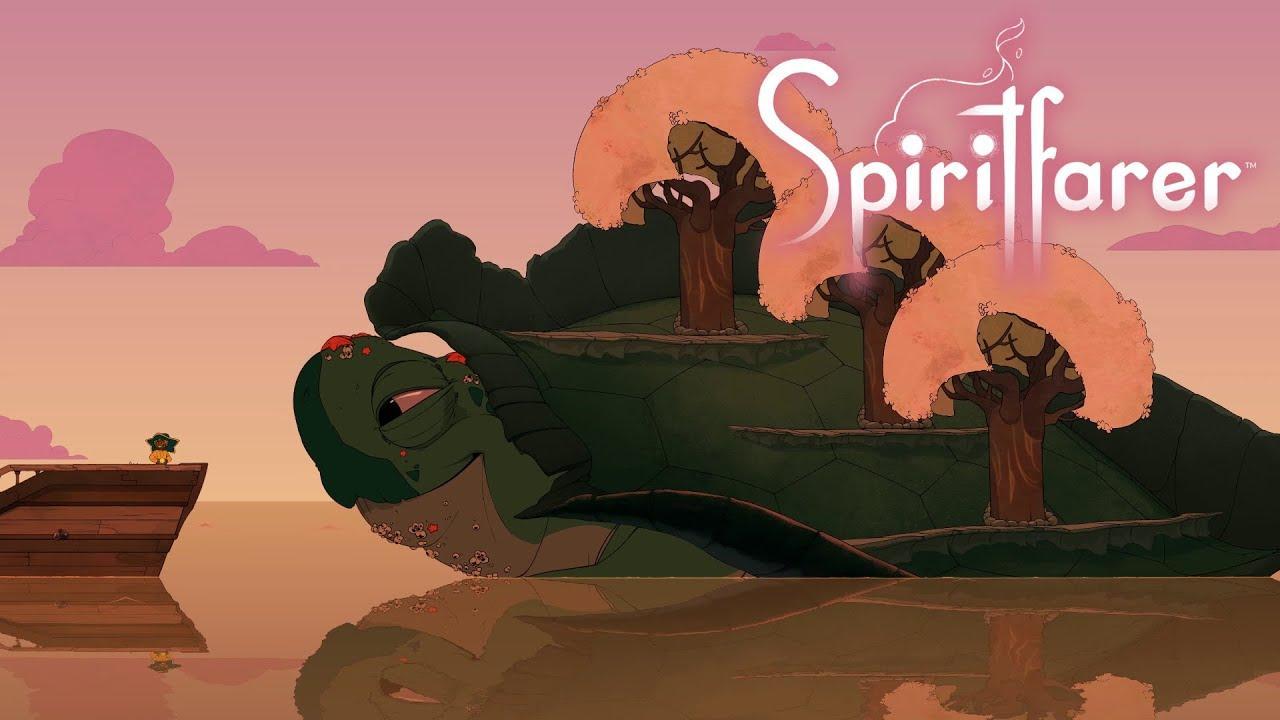 Spiritfarer получила обновление до версии 1.3 2