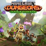 Minecraft Dungeons – бесплатное дополнение Jungle Awakens выйдет 1 июля 100
