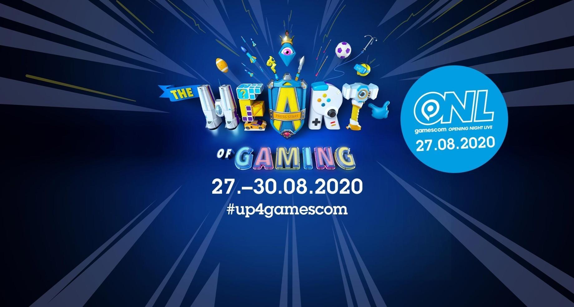 Дата проведения и подробности цифрового эвента Gamescom 2020 2