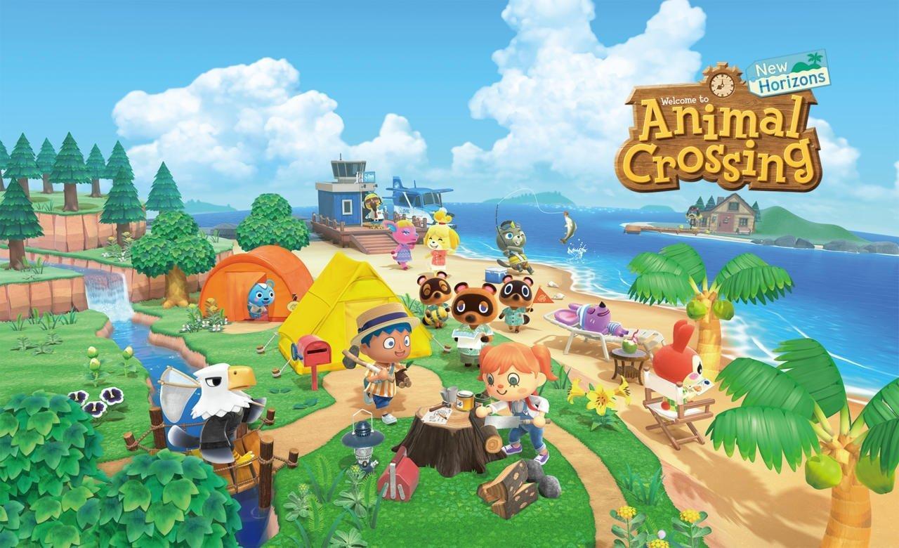 Animal Crossing: New Horizons получила обновление 1.4.0 98