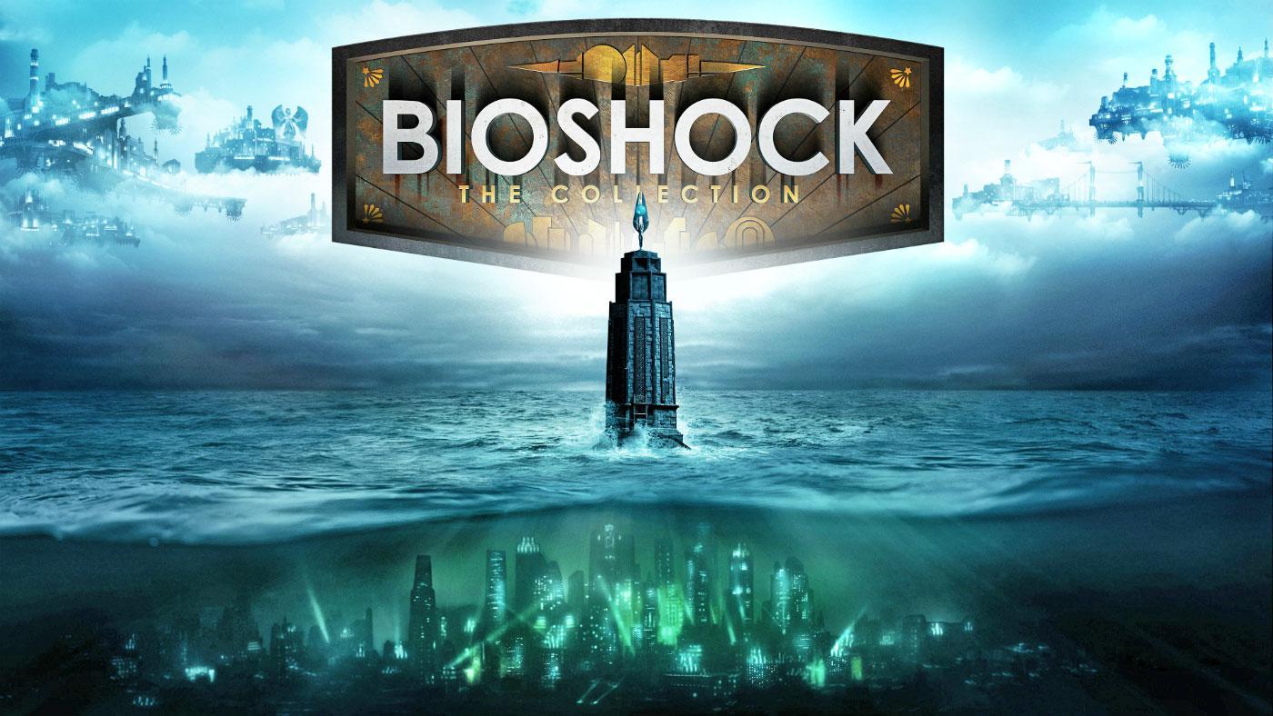 Физическая версия BioShock: The Collection потребует 31GB дополнительного свободного места 2