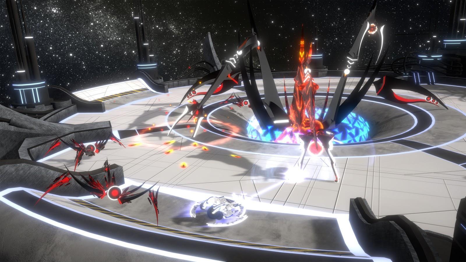 Аркадный шутер Curved Space анонсирован для Nintendo Switch 2
