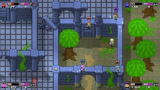 Ни дня без рогаликов - анонс Rogue Heroes: Ruins of Tasos для Nintendo Switch 4