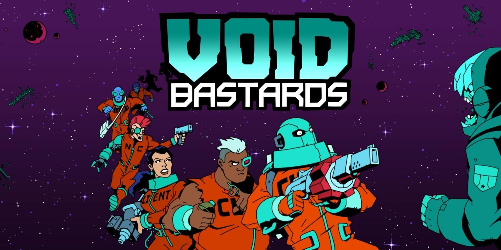 Геймплей Void Bastards с Nintendo Switch 2