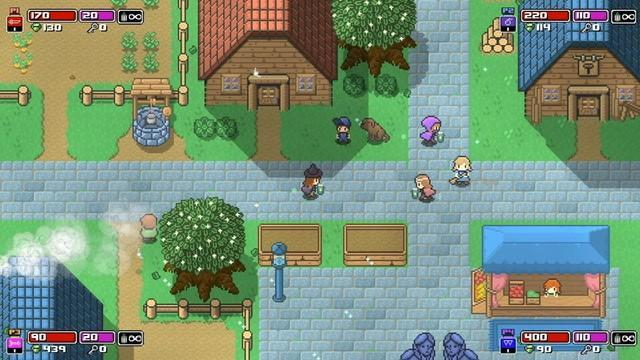 Ни дня без рогаликов - анонс Rogue Heroes: Ruins of Tasos для Nintendo Switch 2