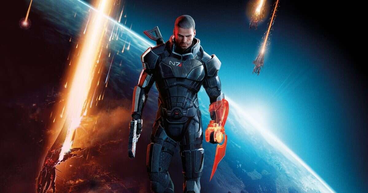 Анонс и первый трейлер трилогии Mass Effect: Legendary Edition 2