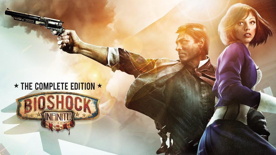 Стал известен размер BioShock, BioShock 2 и BioShock Infinite для Nintendo Switch 2