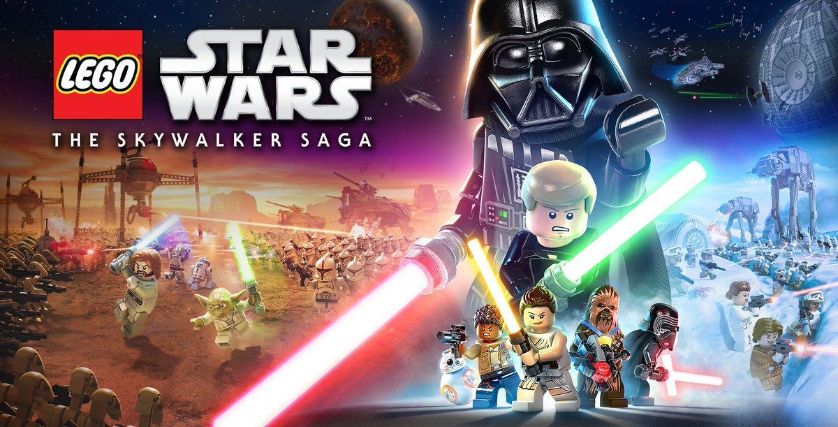 Ведущая с официального канала «ЗВ» обмолвилась о дате релиза LEGO Star Wars: The Skywalker Saga на Nintendo Switch 2