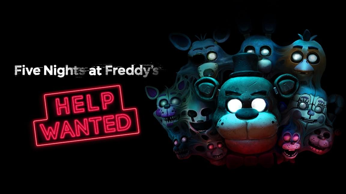 Геймплей Five Nights at Freddy's: Help Wanted с Nintendo Switch 98