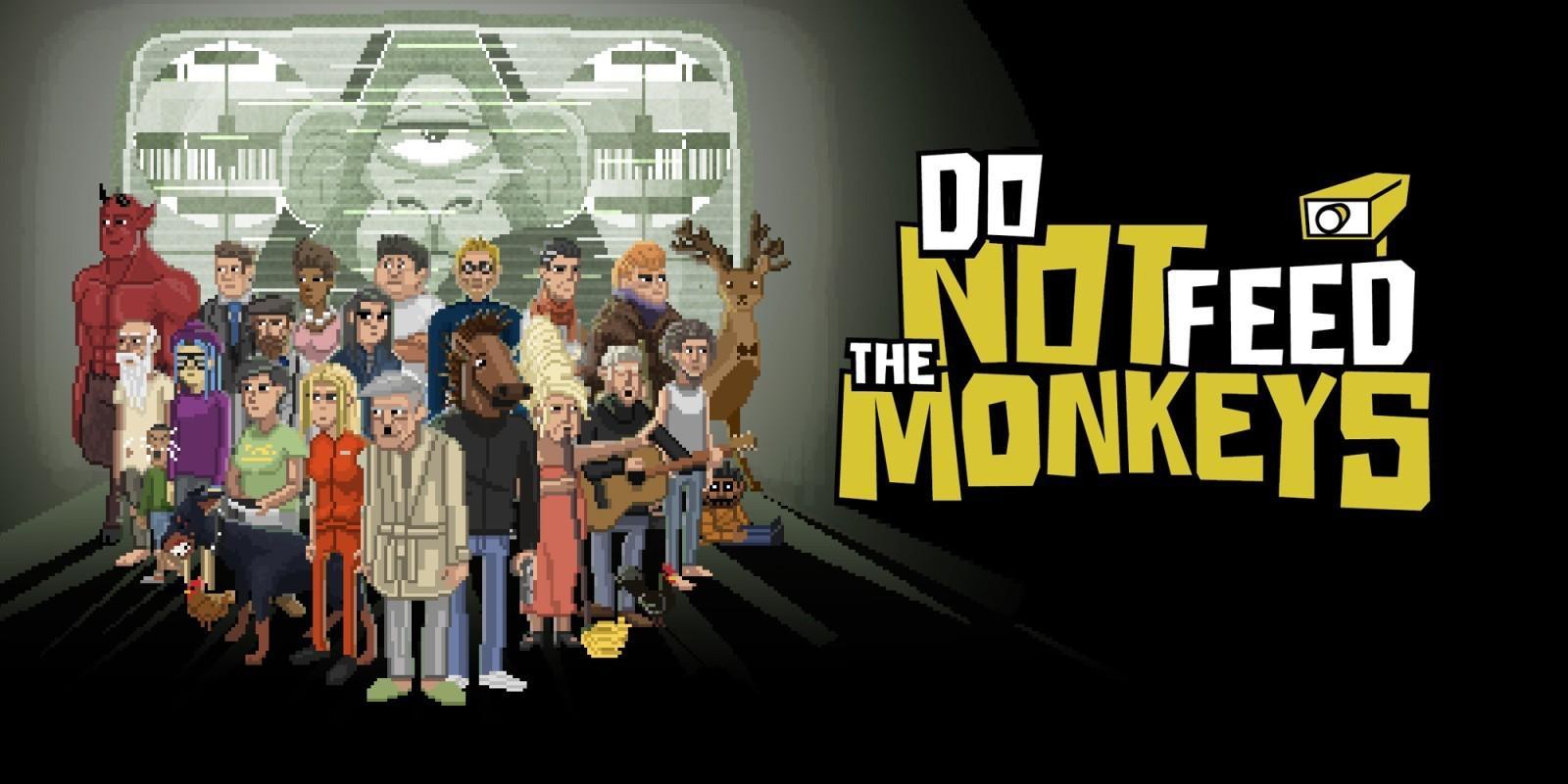Do Not Feed the Monkeys 10