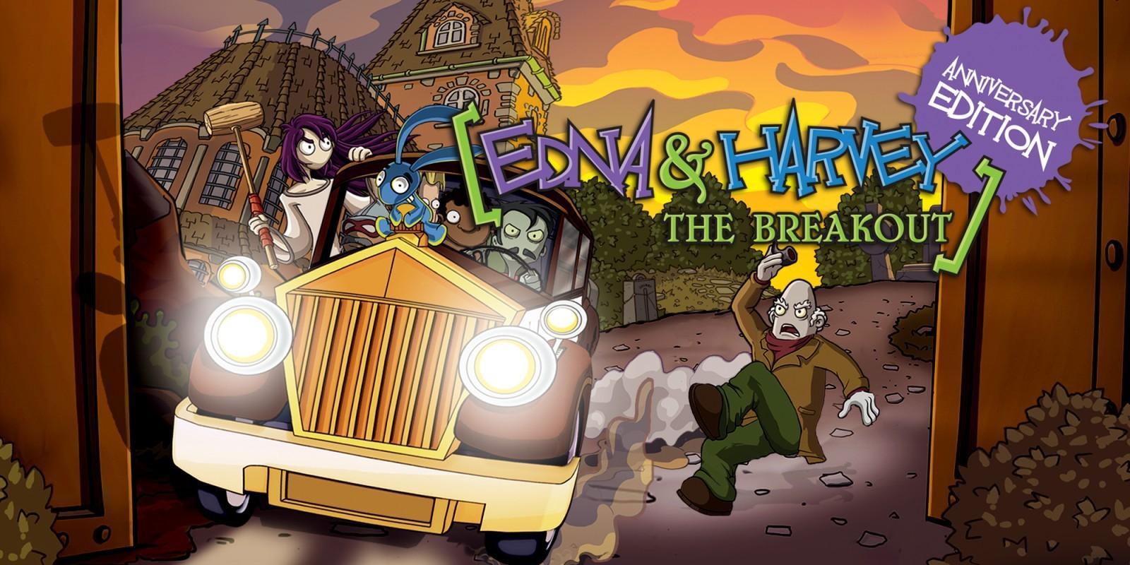 Edna & Harvey: The Breakout – Anniversary Edition в июне выйдет на Nintendo Switch 5