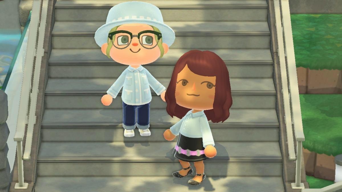 Фирменная одежда Marc Jacobs и Valentino появилась в Animal Crossing: New Horizons - (коды внутри) 6