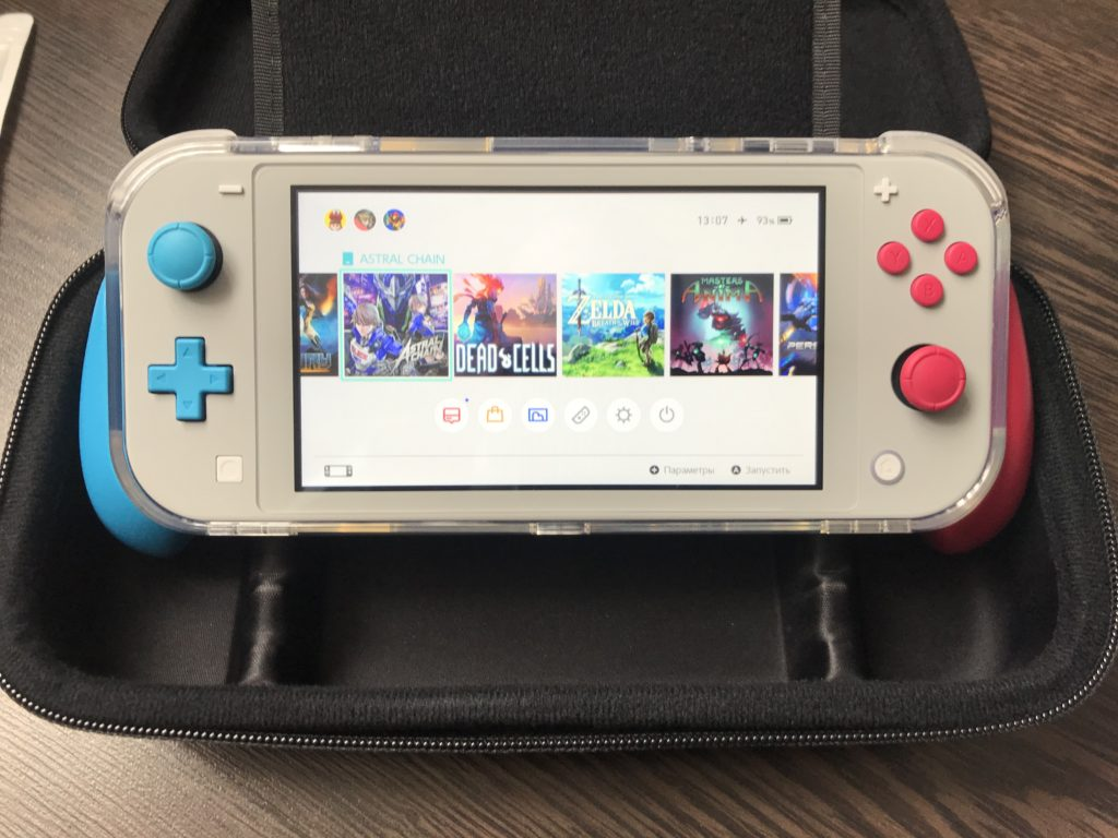 Обзор: Чехол от Skull & Co для Nintendo Switch Lite 7
