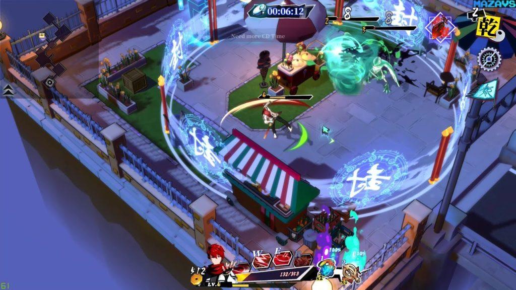 Восточный рогалик Zengeon - анонсирован для Nintendo Switch 2