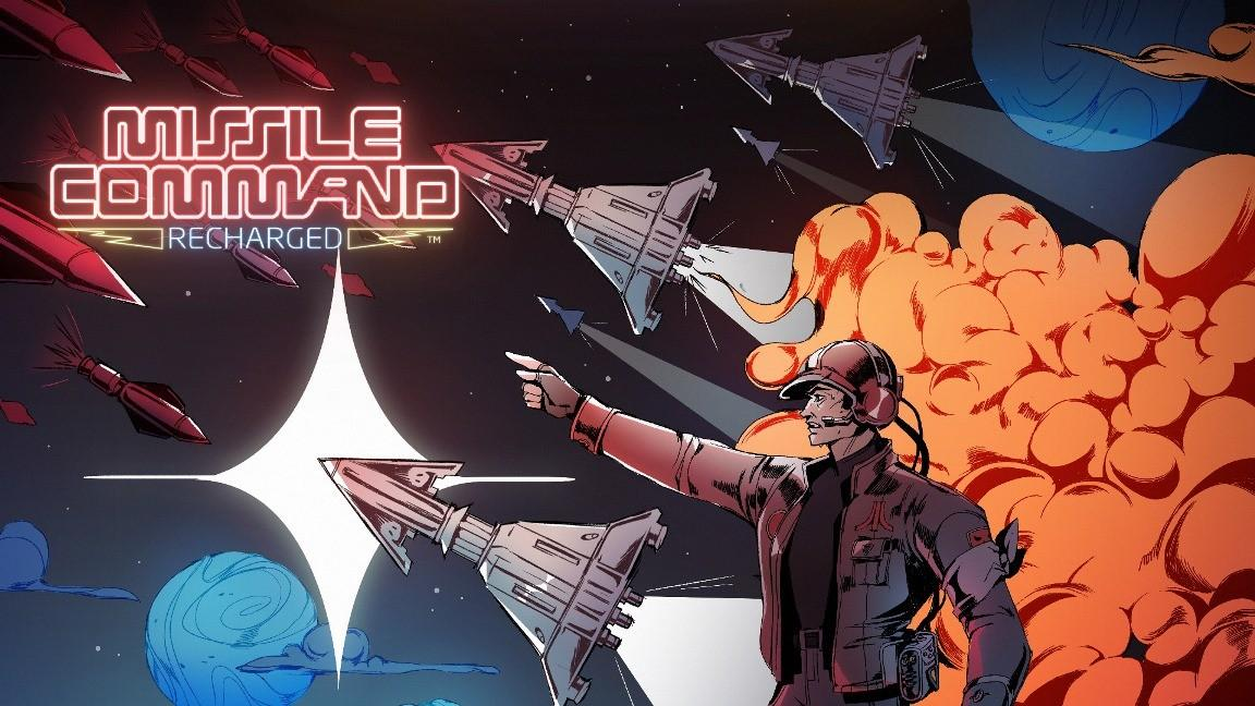 Missile Command: Recharged 10