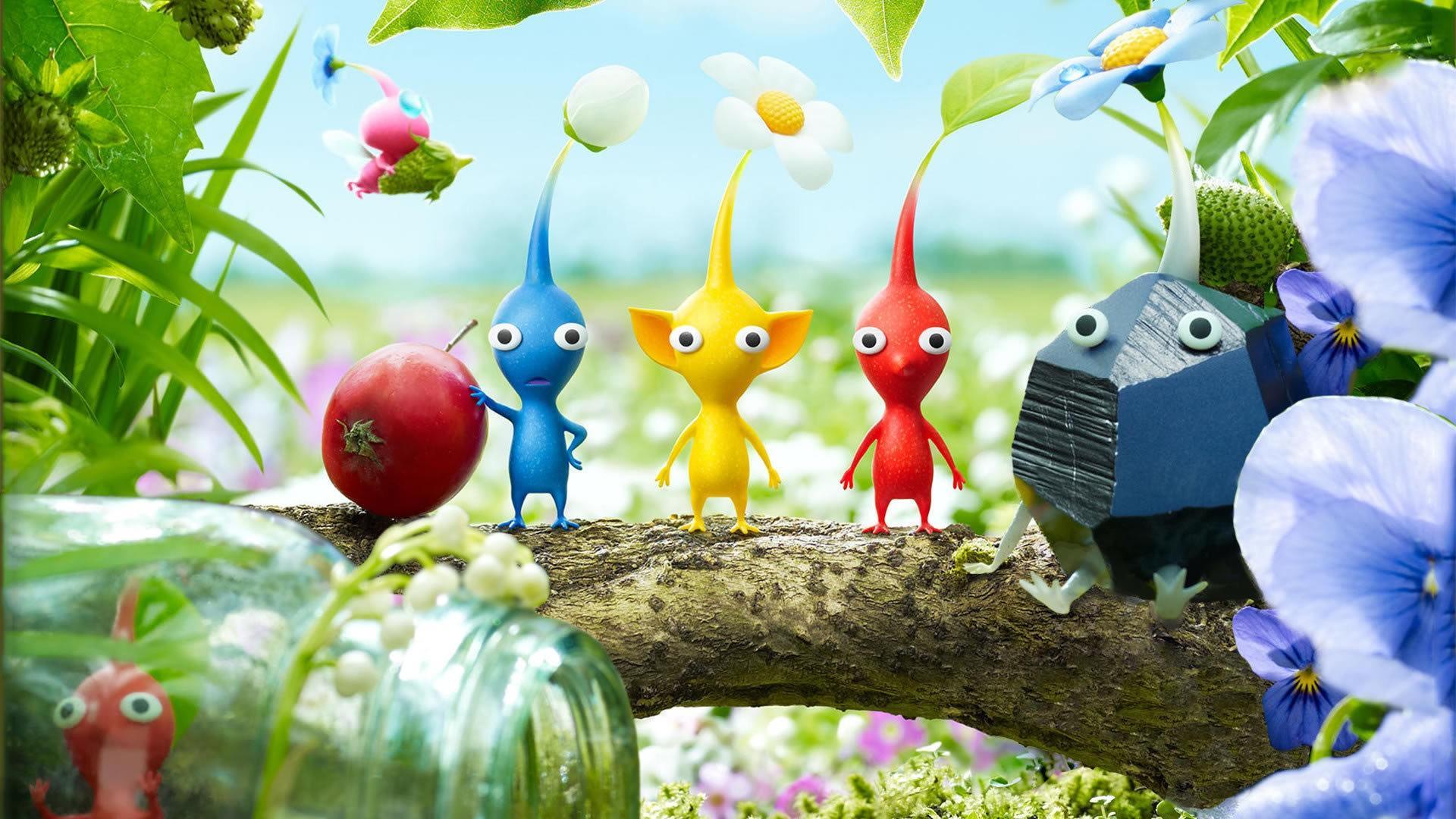 Слух: Pikmin 3 Deluxe выйдет на Nintendo Switch 2