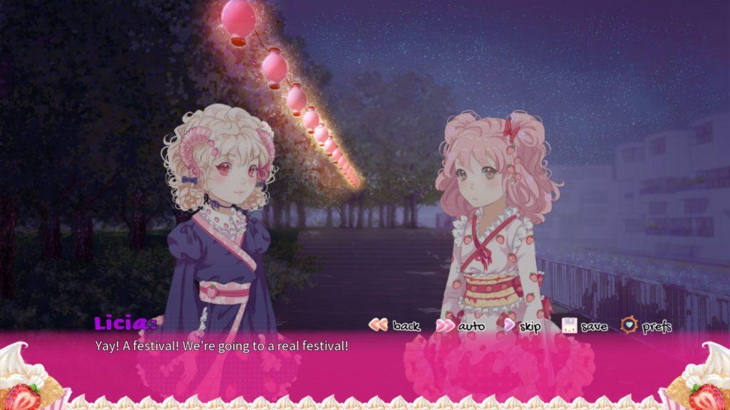 Отец с розовыми волосами и главная героиня 9-ти лет - визуальная новелла Strawberry Vinegar в июне выйдет на Switch 2