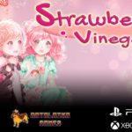 Отец с розовыми волосами и главная героиня 9-ти лет - визуальная новелла Strawberry Vinegar в июне выйдет на Switch 3