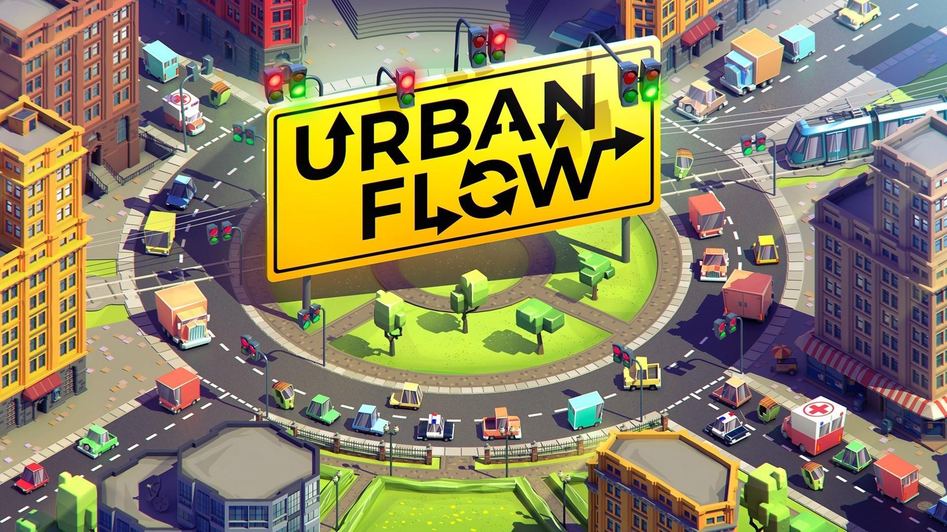 Стала известна дата релиза экшен-пазла Urban Flow 10