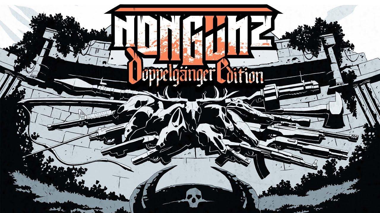 Необычный рогалик Nongunz: Doppelganger Edition обзавёлся датой релиза на консолях 6