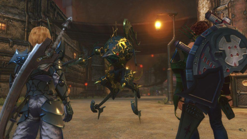 Обзор: Xenoblade Chronicles: Definitive Edition - C мечом на титане 3