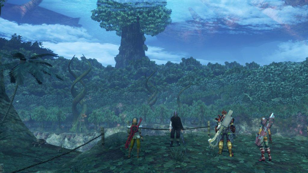 Обзор: Xenoblade Chronicles: Definitive Edition - C мечом на титане 24