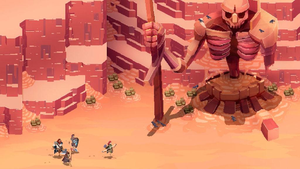 No Place for Bravery - экшен-RPG анонсирована для гибридной платформы 2