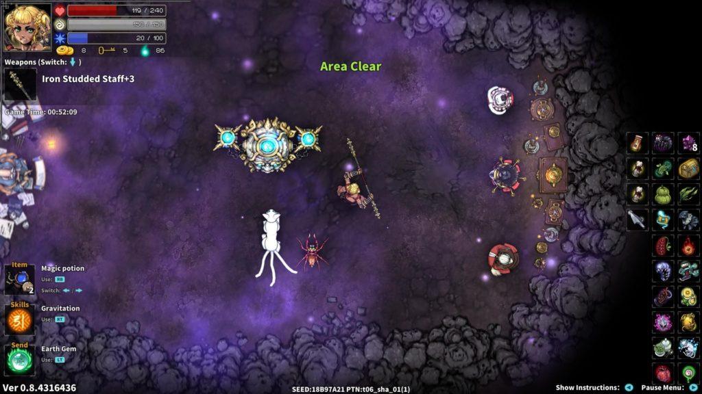 Экшен с элементами рогалика - Devil Slayer: Raksasi анонсирован для Nintendo Switch 1