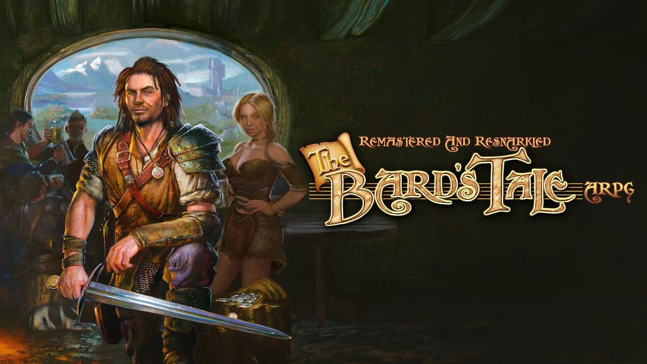 The Bard's Tale ARPG: Remastered and Resnarkled анонсирована для Nintendo Switch, релиз в июне 2