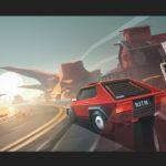#DRIVE - гонка длиною в жизнь выйдет на Nintendo Switch в феврале 1