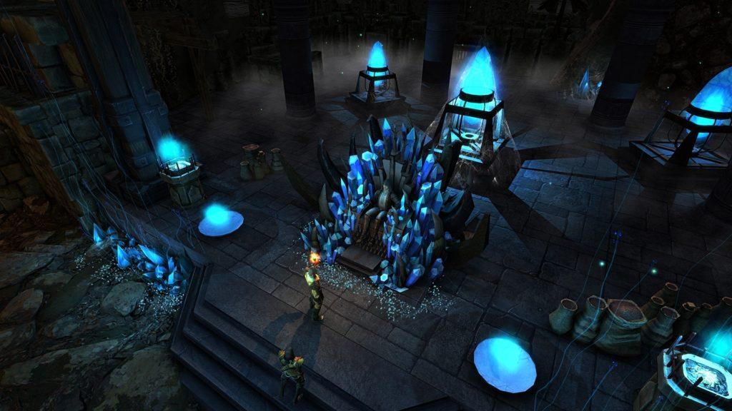 Tower of Time - action-RPG обзавелась датой релиза на Nintendo Switch 1