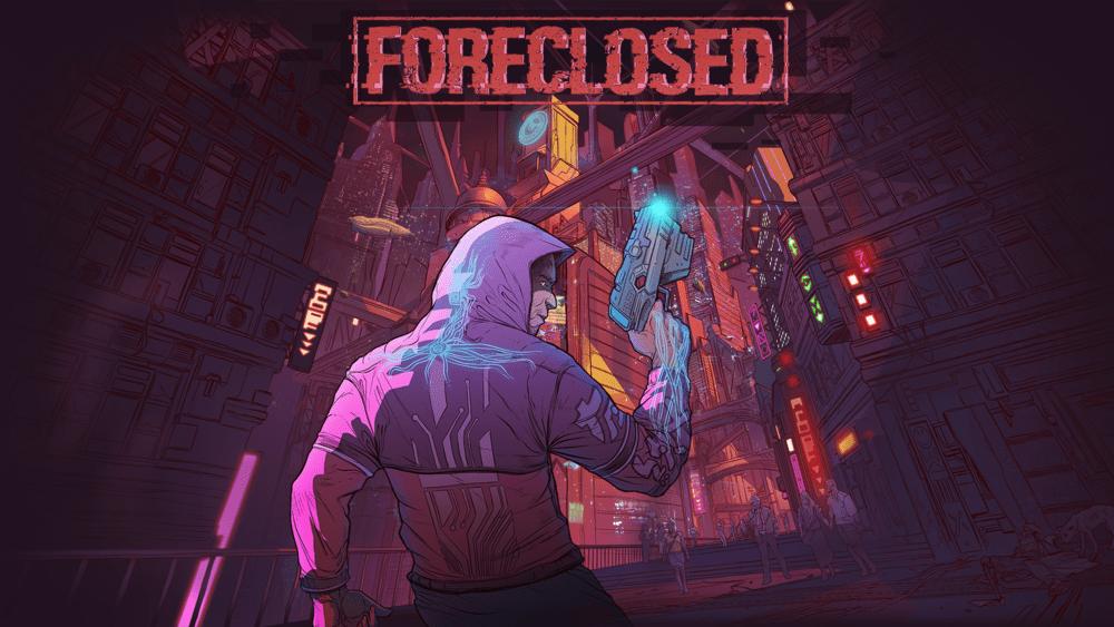 Открывая комикс - Foreclosed в августе выйдет на консолях, разработчики представили новый трейлер 2